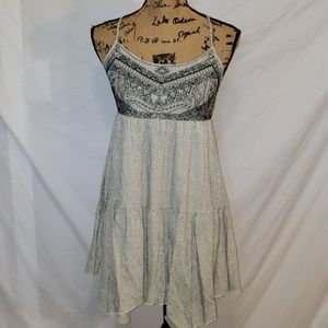 American Eagle Women's Embroider Sundress Size S/P
